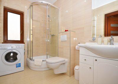 apartamenty darlowko łazienka