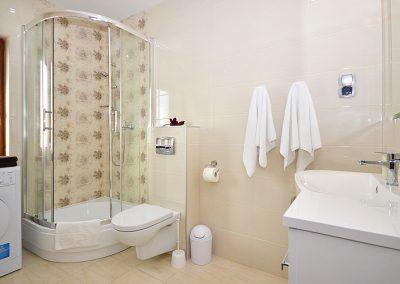 apartamenty łazienka
