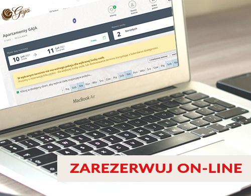 rezerwacja on-line